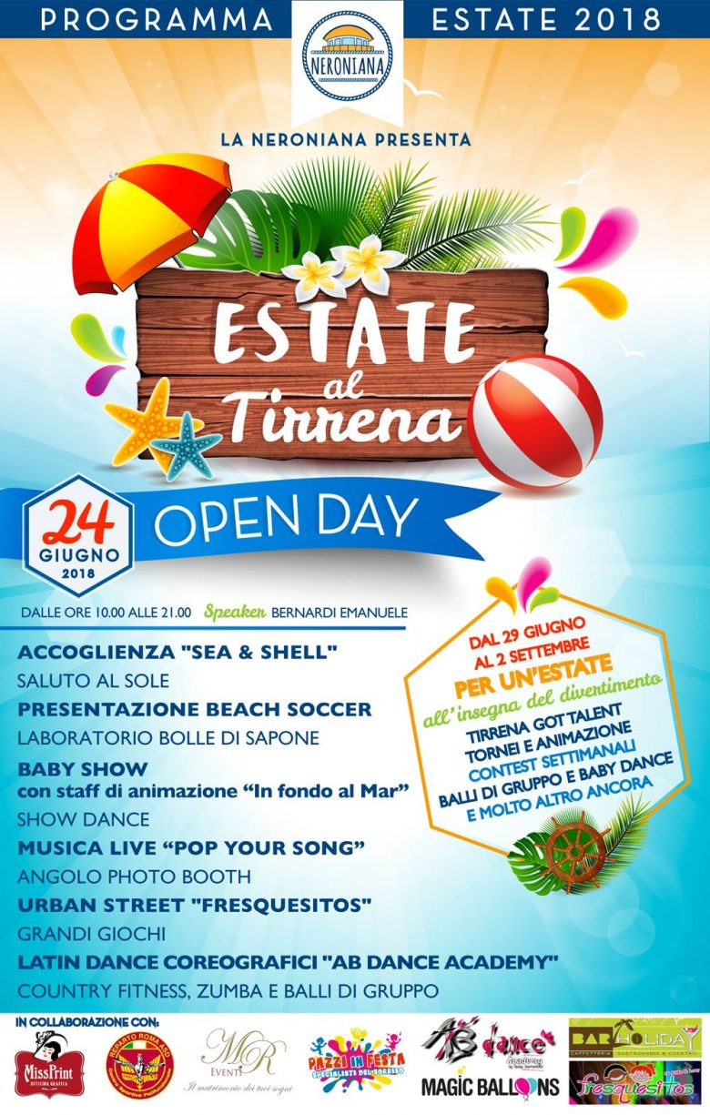 Opening Day Tirrena by Neroniana