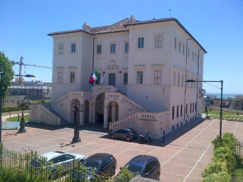 sede comunale di Villa Sarsina Anzio